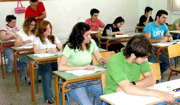 Αρχές Ιουλίου οι βεβαιώσεις συμμετοχής στις πανελλαδικές εξετάσεις
