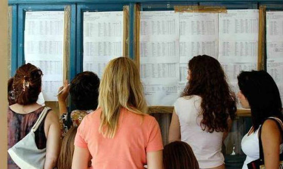 Προτιμήσεις Υποψηφίων & Επιτυχόντων Πανελλαδικών 2016