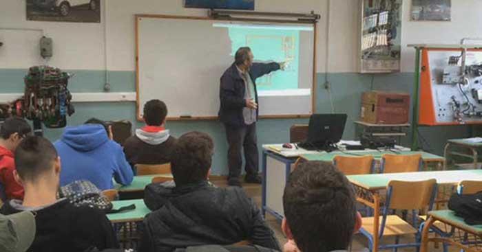 Οδηγίες διδασκαλίας Ναυτιλιακών Επαγγελμάτων ΕΠΑΛ