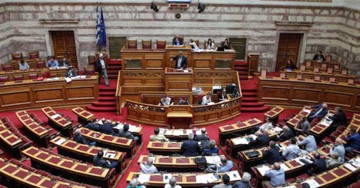 Δείτε το νομοσχέδιο των τριών Πανεπιστημίων όπως ψηφίστηκε στη Βουλή