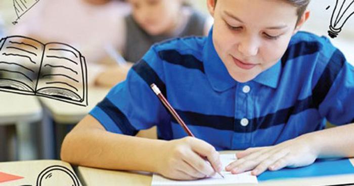 Προσομοιωτικό Διαγώνισμα Εξετάσεων για Πρότυπα Γυμνάσια - Μαθητές της ΣΤ΄ Δημοτικού