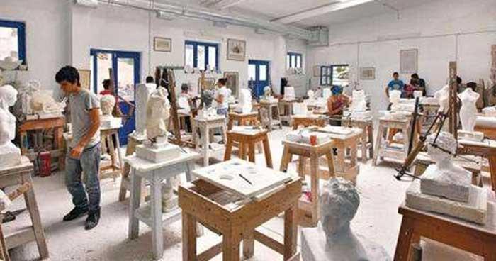 Ανώτατη Σχολή Καλών Τεχνών: Ο καμβάς της καριέρας σου