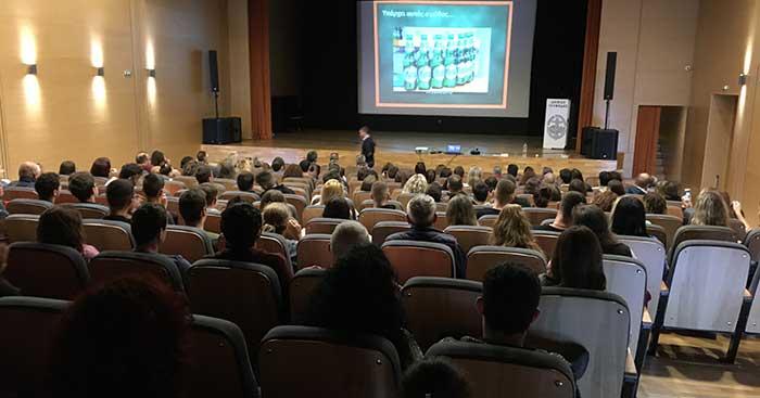 Φροντιστήριο Γλυφάδα: Διεξήχθη με μεγάλη επιτυχία το διαδραστικό σεμινάριο για τις συνήθειες των ανθρώπων που πετυχαίνουν