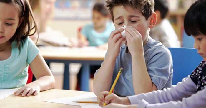 Εγκύκλιος για τις απουσίες μαθητών λόγω γρίπης