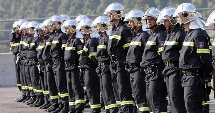 Ανώτατη πλέον η Σχολή Πυροσβεστών