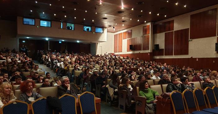 Πραγματοποίηση Ημερίδας Επαγγελματικού Προσανατολισμού στο Πολεμικό Μουσείο Αθηνών 16/2/2020